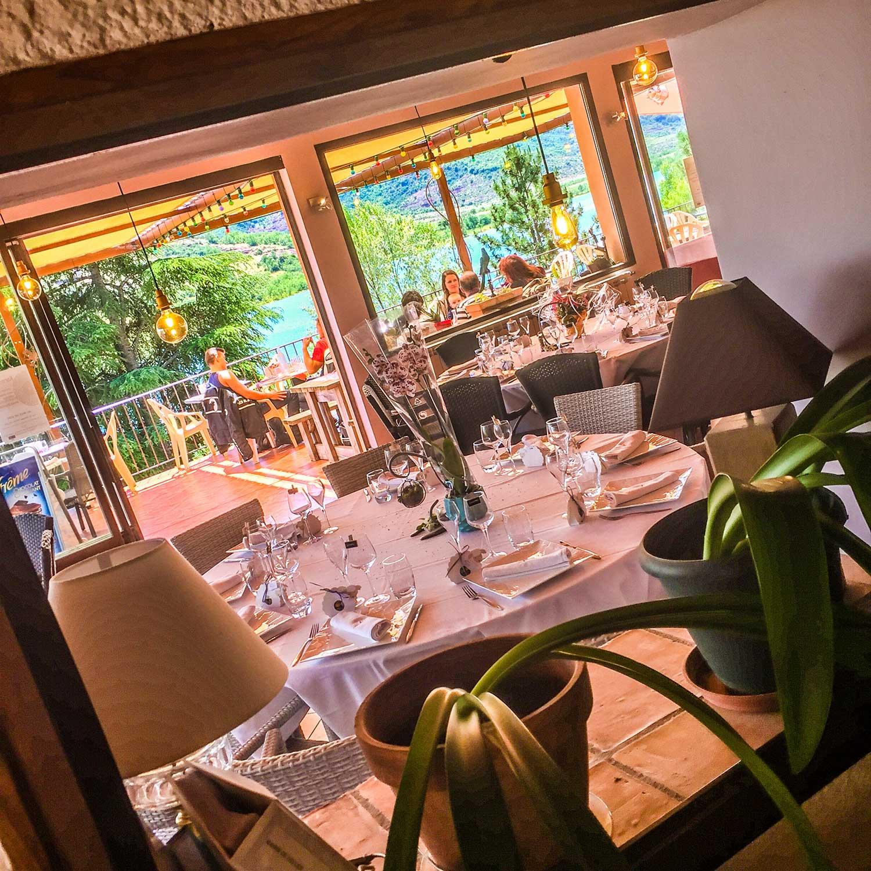 Restaurant familial Salagou